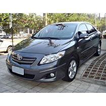 Toyota Corolla Xei 1.8 Automático Flex - 2010 // 2° Dono