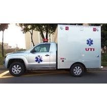 Amarok Cs 4x4 Ambulância Uti