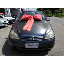 Mercedes-benz Classe A 1.6 160 Elegance Gasolina 4p Manual