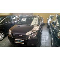 Ford Ecosport 2006 Xls 1.6 Flex Estado De Novo Pneus Novos!
