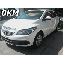 Chevrolet Onix 1.4 Mpfi Lt 8v Flex 4p Manual 2015/2015