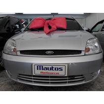 Ford Fiesta 1.0 Mpi Supercharger 8v Gasolina 4p Manual 2003