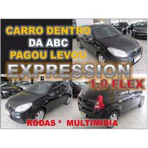 Sandero Expression 1.0 Completo Com Multimidia Ano 2013