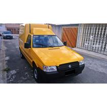 Fiorino 1.3 Fire 2005 Amarela Gasolina (courier,kombi,hr)
