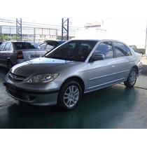 Civic Lx Automático Ano 2005