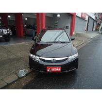 Honda Civic 1.8 Lxs 16v Flex 4p Automático 2010/2010