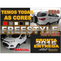 Ecosport Freestyle 1.6 Flex - 2016 - 0km Efa 6