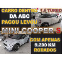 Mini Cooper Coupe 1.6 Turbo - Ano 2014 Com Apenas 9.200 Km