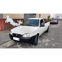Ford Courier 1.6 L 2005 Branca