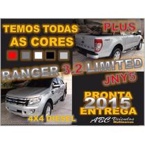 Ranger Limited Plus 3.2 - 4x4 - Automatica - 0km - J N Y 5