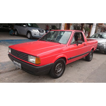 Saveiro Diesel Original 1987