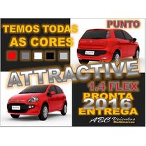 Punto Attractive 1.4 Flex - Ano 2016 Zero Km Pronta Entrega