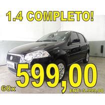 Fiat Palio Elx 1.4 2010 Flex Zero De Entrada