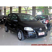 Volkswagen Fox 1.0 Flex 4p Manual 2008 - Carro Dez