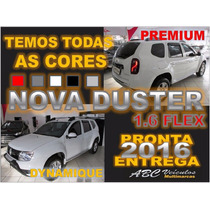 Nova Duster Dynamique 1.6 Flex- Manual - 2016/2016 - Zero Km