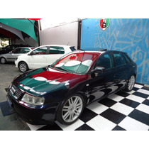 Audi A3 1.8 20v 180cv Turbo 4p Manual, Top,teto,rodas18,dvd!