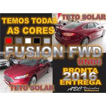 New Fusion 2.0 Titanium Fwd - Teto Solar -15/16 - 0km- Unb 5