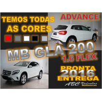 Mercedes Gla 200 Advance 1.6 Turbo Flex Zero Km - 2016