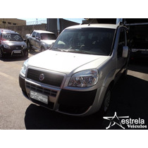 Fiat Doblò 1.8 Mpi Essence 16v Flex 4p Manual 2014/2014