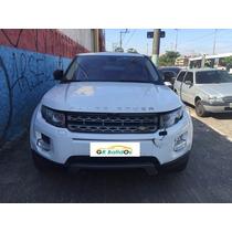 Land Rover Evoque Pure 2.0 2015/2015 Top De Linha!