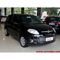 Fiat Palio 1.0 Attractive Flex 4p Manual 2012 - Carro Dez