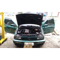 Vw Golf Glx Mk3 1995 2.0 Carro Selado