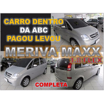 Meriva Maxx 1.8 Flex Completa Ano 2005 Financiamento Facil