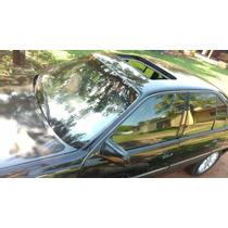 Gm - Chevrolet Omega 2.2 Preto, Teto Solar, Carro De Familia