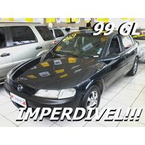 Chevrolet Vectra 2.2 Mpfi Gl 8v Gasolina 4p Manual 1998/1999