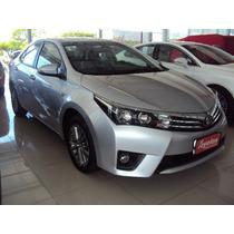 Toyota Corolla 2.0 Xei 16v Flex 4p Automático 2014/2015