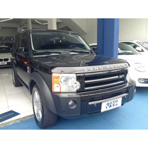 Land Rover Discovery 3 2.7 Hse 4x4 V6 24v T. Die. Aut.2008