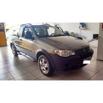 Fiat Strada Trekking 1.4 - 2008 - Cabine Estendida