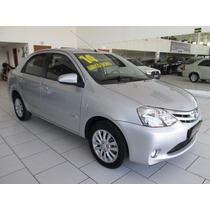 Toyota Etios Xls 1.5 2014