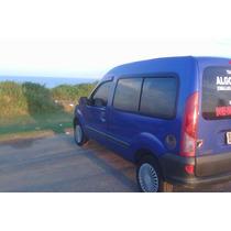 Renault Kangoo 2001 ,embreagem Nova 4 Pneus Novos Doc Ok.