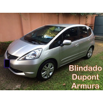 Blindado Honda Fit Ex At Flex 2012 - Dupont Armura