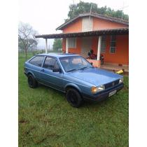 Vendo Gol 1.6 Gasolina 1992 Azul