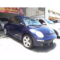 New Beetle 2.0 At. 2010. Completo + Teto