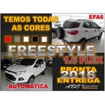 Ecosport Freestyle 1.6 Automatica - 2016 - Zero Km - Efa6