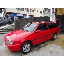 Vw Parati Cl 1.6 Mi Vermelha 1997