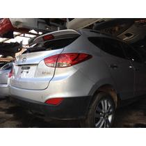 Hyundai Ix35 2010/2011 Prata - Sucata Para Retirar Peças