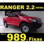 Ranger Xl Turbo Diesel Não S10 Não Frontier