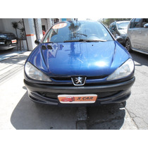 Peugeot 206 1.0 Selection 16v Gasolina 2p Manual 2001/2001