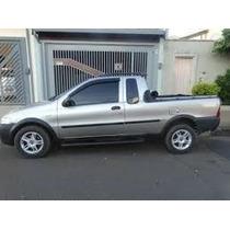 Fiat Strada 2002 - Última Dona - Pouco Usada