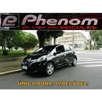 Honda Fit Dx 1.4 Flex 2011! Única Dona! Impecável!