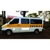 Van Sprinter 2001 Escolar