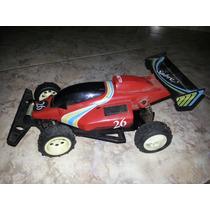 Carro Controle Remoto Off Road Antigo Tec Toy