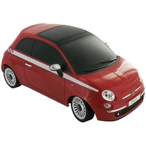 Carrinho Controle Remoto Fiat 500 Red Beewi Bebe Store