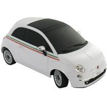 Carrinho Controle Remoto Fiat 500 White Beewi Bebe Store