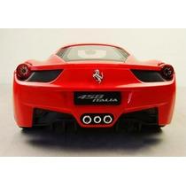 Carro De Controle Ferrari 458 Itália Scala 1/14