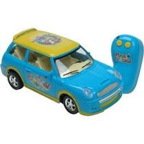 Carrinho Controle Remoto Patati Patata Azul Candide Carro